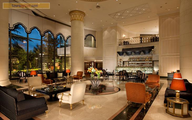 Inter Continental Hotel Istanbul