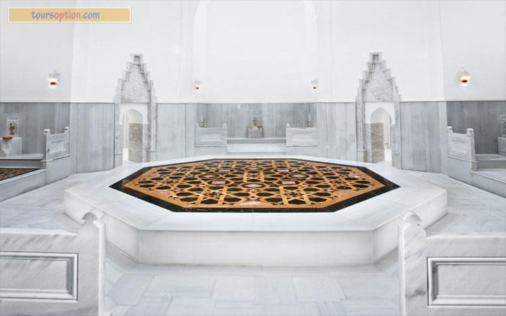 Hurrem Sultan Bath Inside