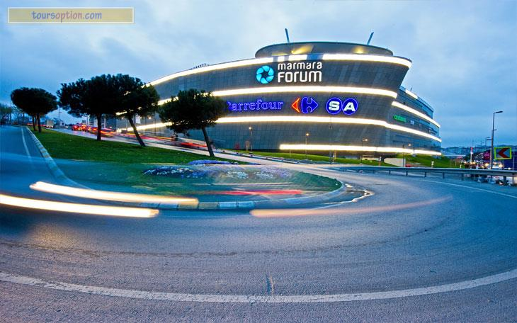 Marmara Forum Shopping Center