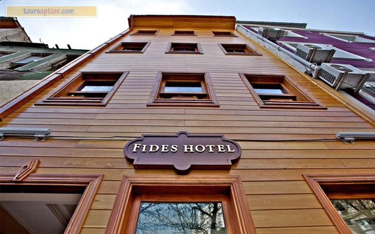 Fides Hotel Old City