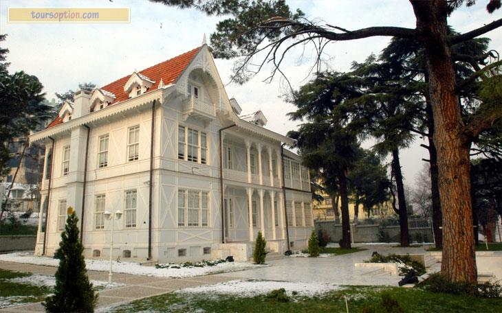 Ataturk Mansion Museum / Bursa