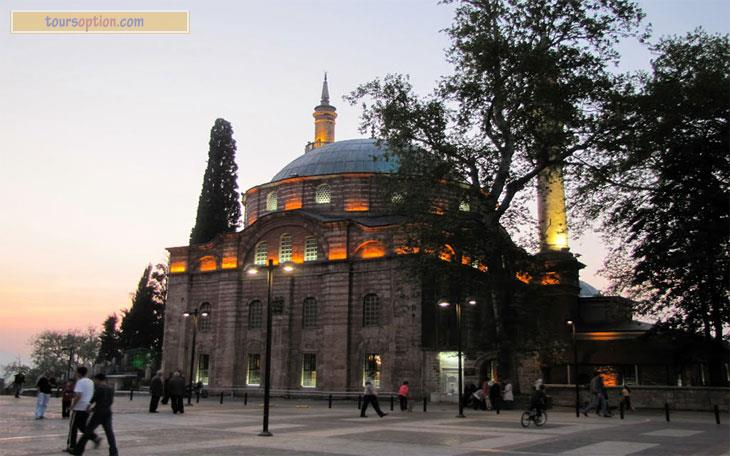 Bursa / Emir Sultan Mosque