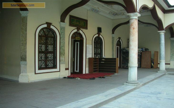 Emir Sultan Mosque