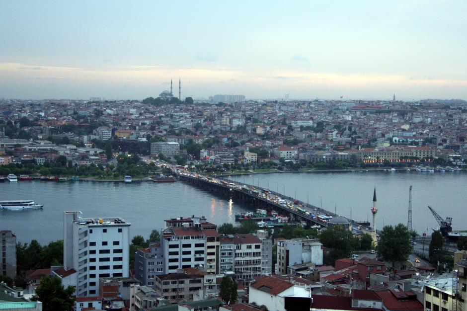 Unkapani Ataturk Bridge
