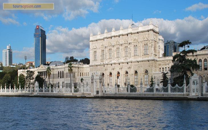 Besiktas Dolmabahce Place