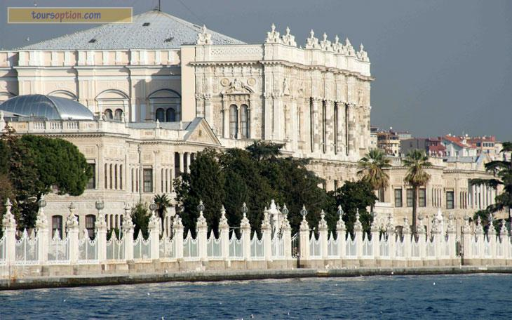 Istanbul Dolmabahce Place
