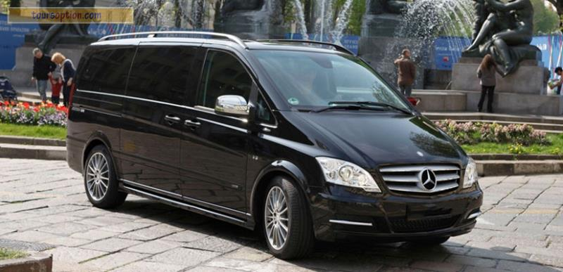 Rental Mercedes Vito