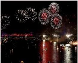 New Year Party on Bosphorus