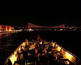 Bosphorus by Night - Bosphorus Dinner Cruise