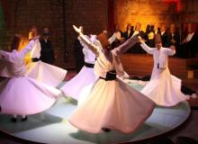 Dervishes Giratorios en Estambul