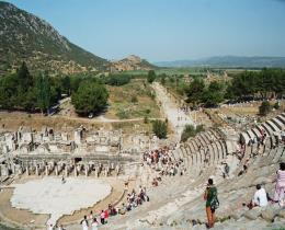 3 Days Ephesus, Pamukkale & Pergamum Tour From Istanbul by Plane