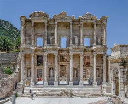 6 Day Turkey Tour - Istanbul-Ephesus & Pamukkale By Plane