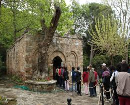 Full Day Ephesus, House of Virgin Mary, Artemis Tour
