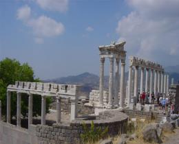 4 Day Tour of Troy, Pergamum and Ephesus