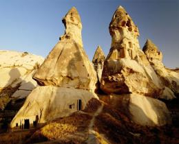 5 Day Tour of Cappadocia, Pamukkale, Ephesus and Troy